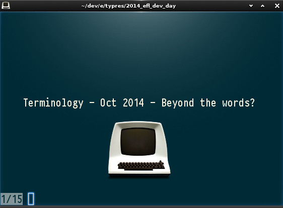 Terminology - Oct 2014 - Beyond words